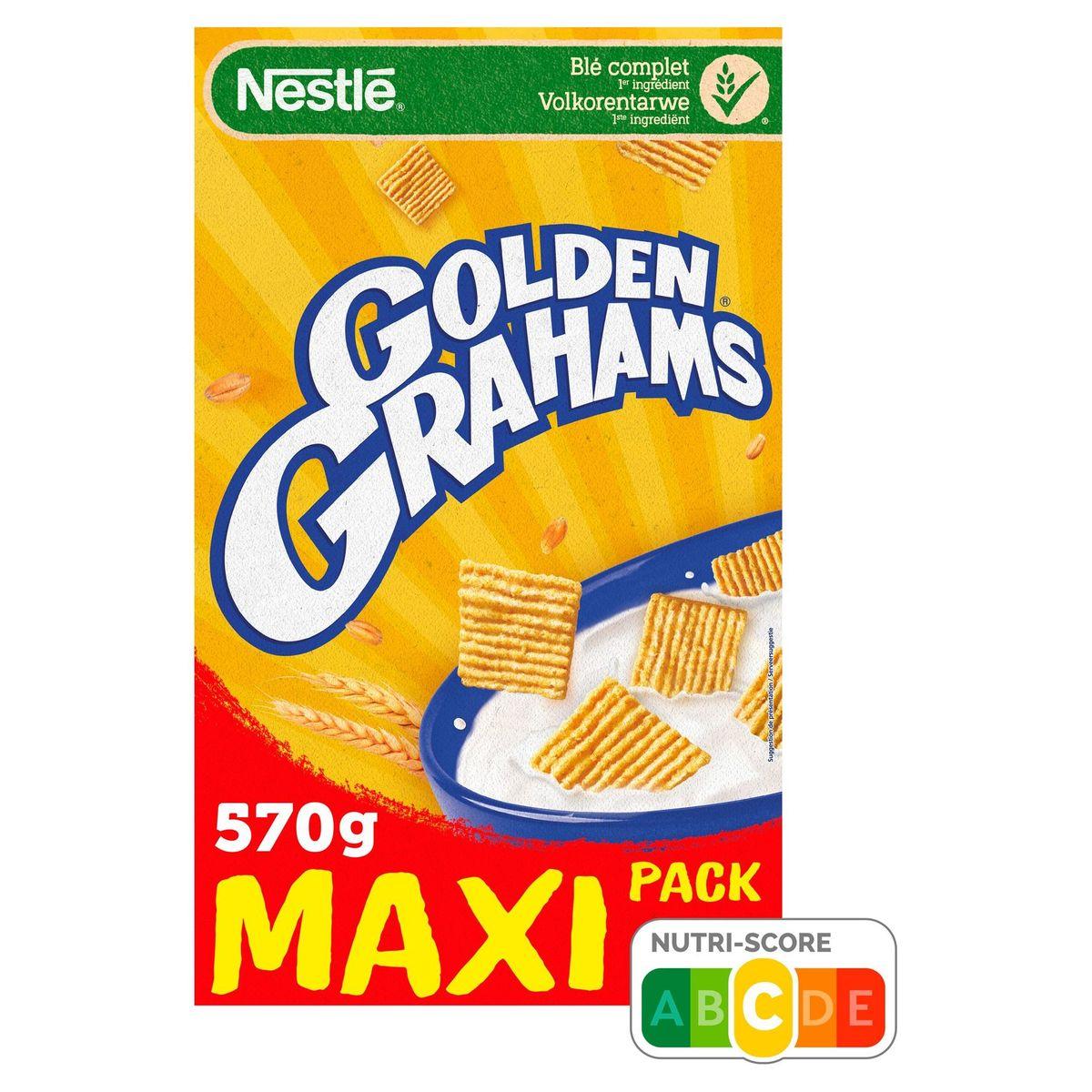 GOLDEN GRAHAMS Céréales Maxi Pack 570 g