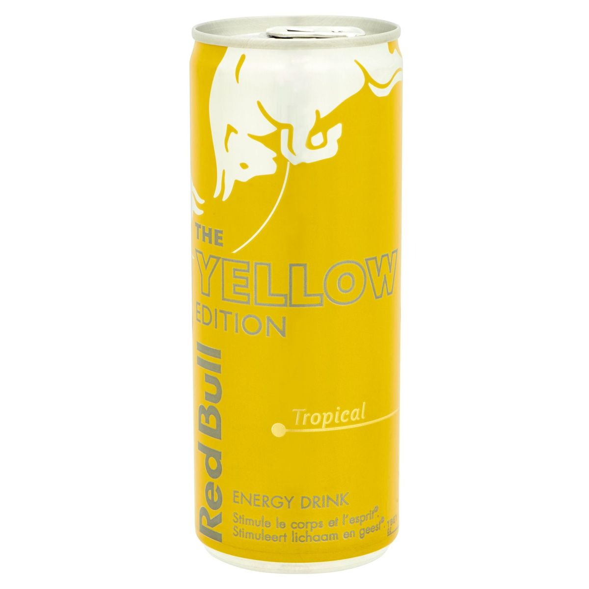 Red Bull Yellow Edition Energy Drink 250ml