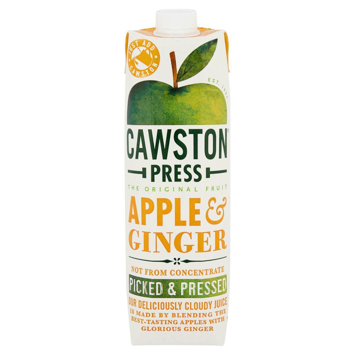 Cawston Press The Original Fruit Apple & Ginger 1 L