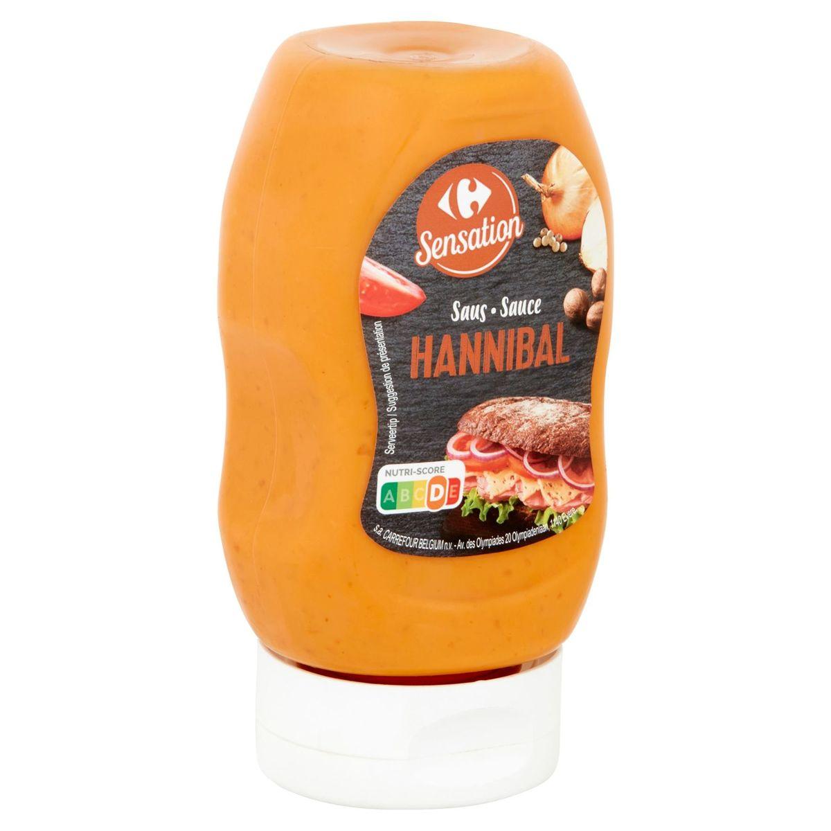 Carrefour Sensation Saus Hannibal 300 ml
