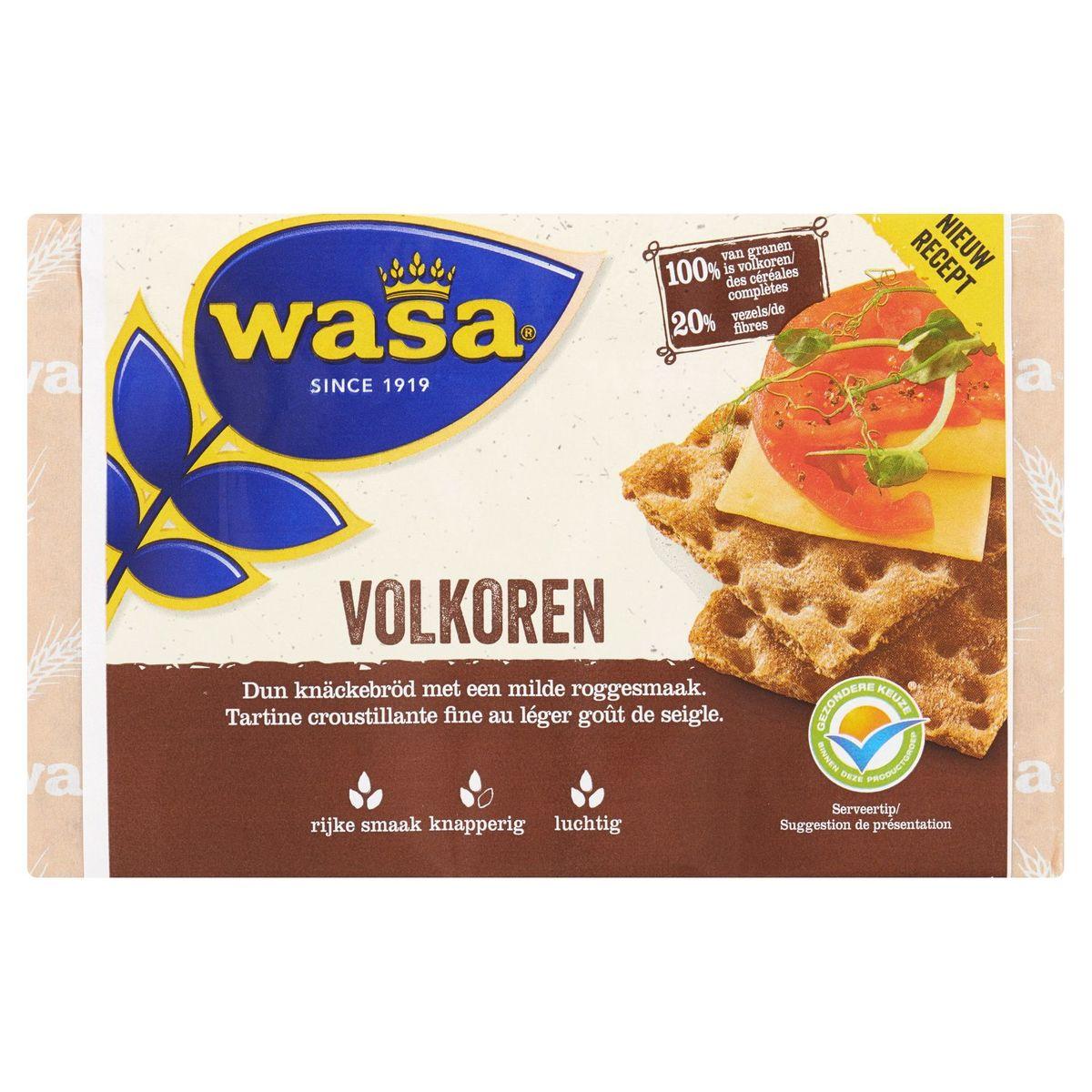 Wasa Volkoren 260 g