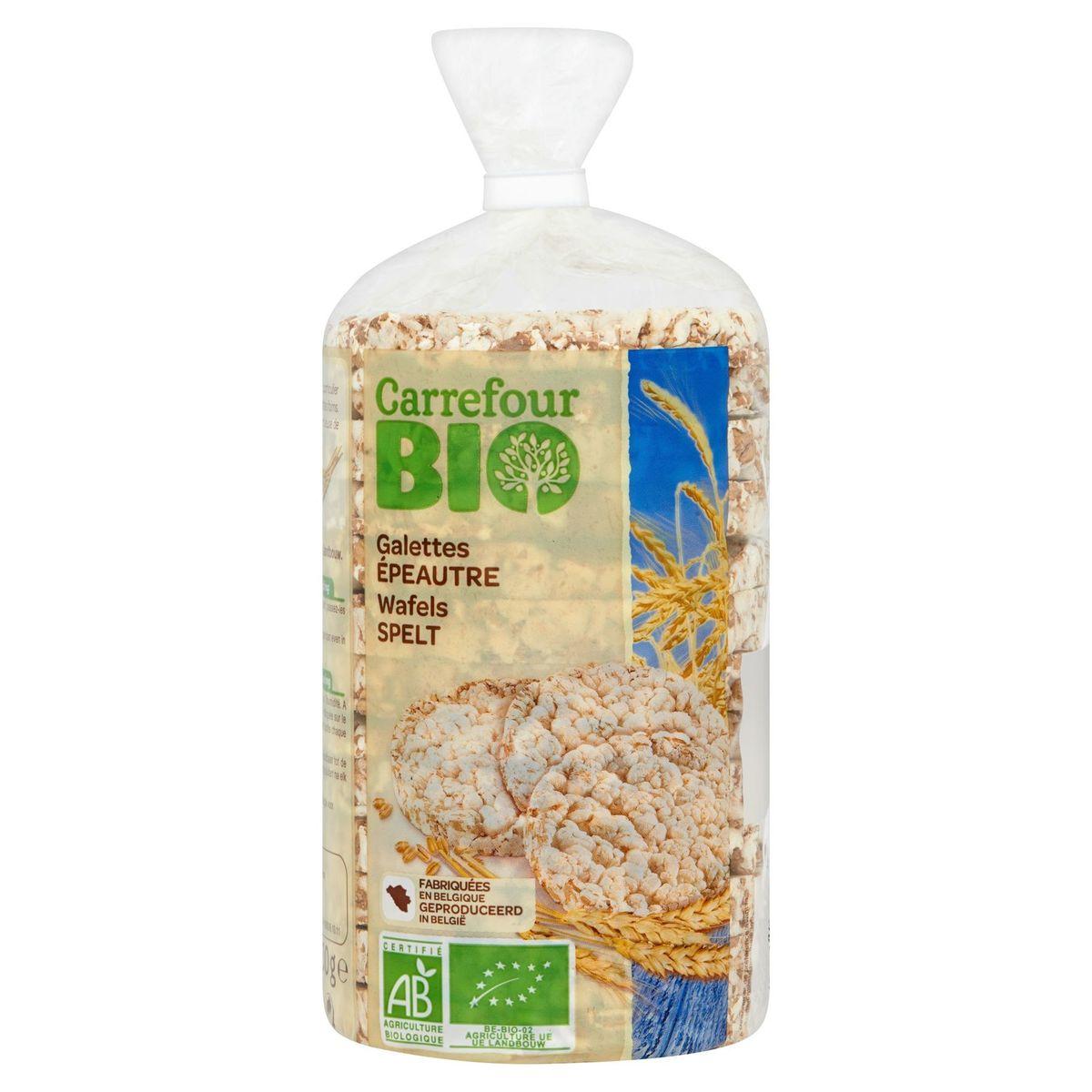 Carrefour Bio Galettes Épeautre 100 g