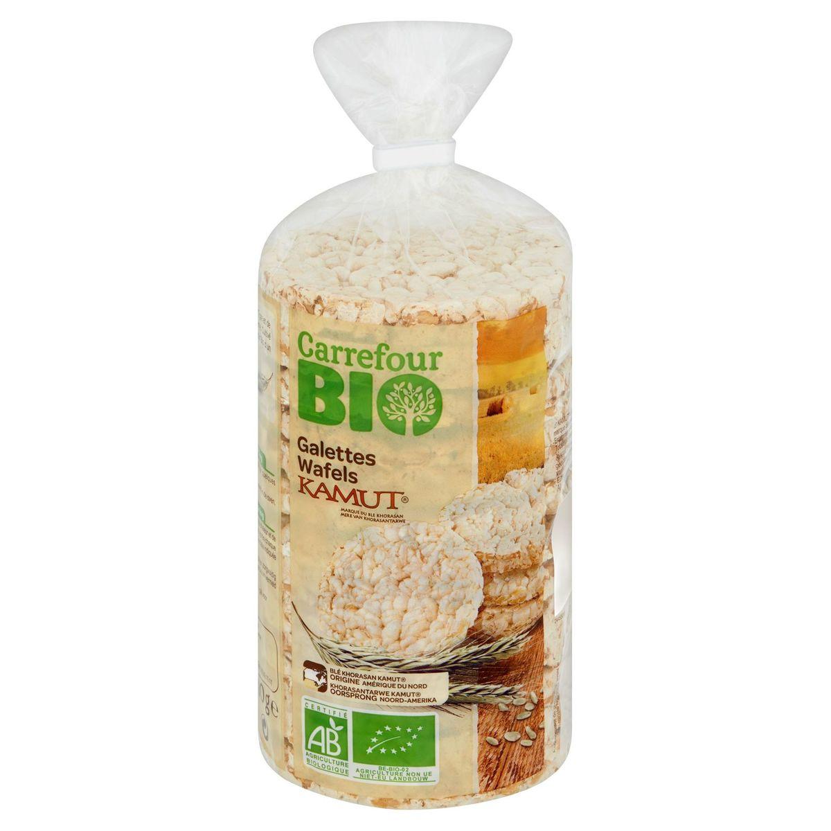 Carrefour Bio Wafels Kamut 100 g