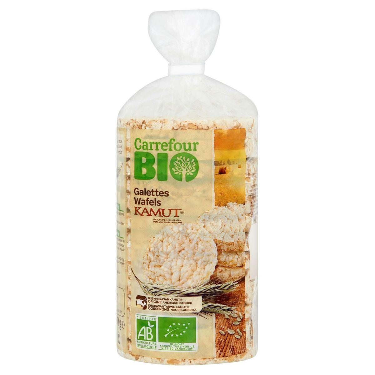 Carrefour Bio Galettes Kamut 100 g