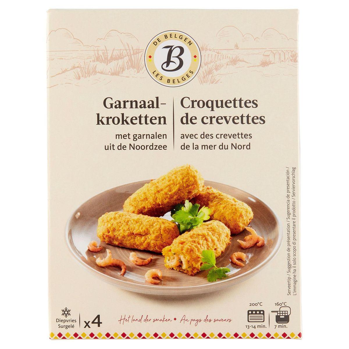 Carrefour Selection Croquettes de Crevettes 4 Pièces 250 g
