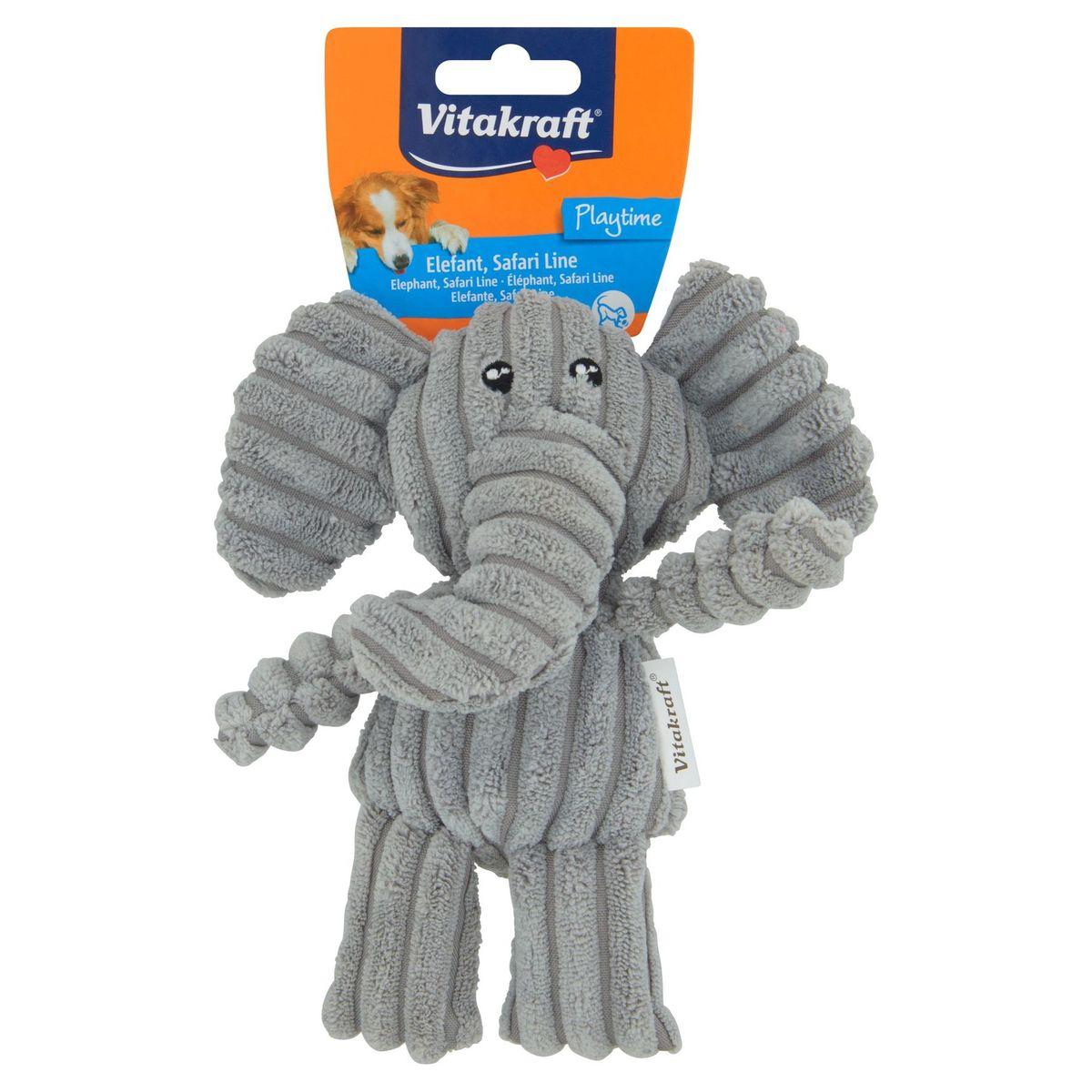 Vitakraft Playtime Elephant, Safari Line