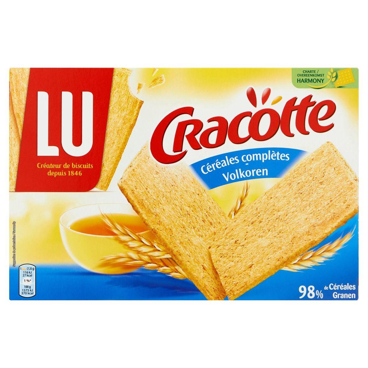 LU Cracotte Céréale Complète 250 g