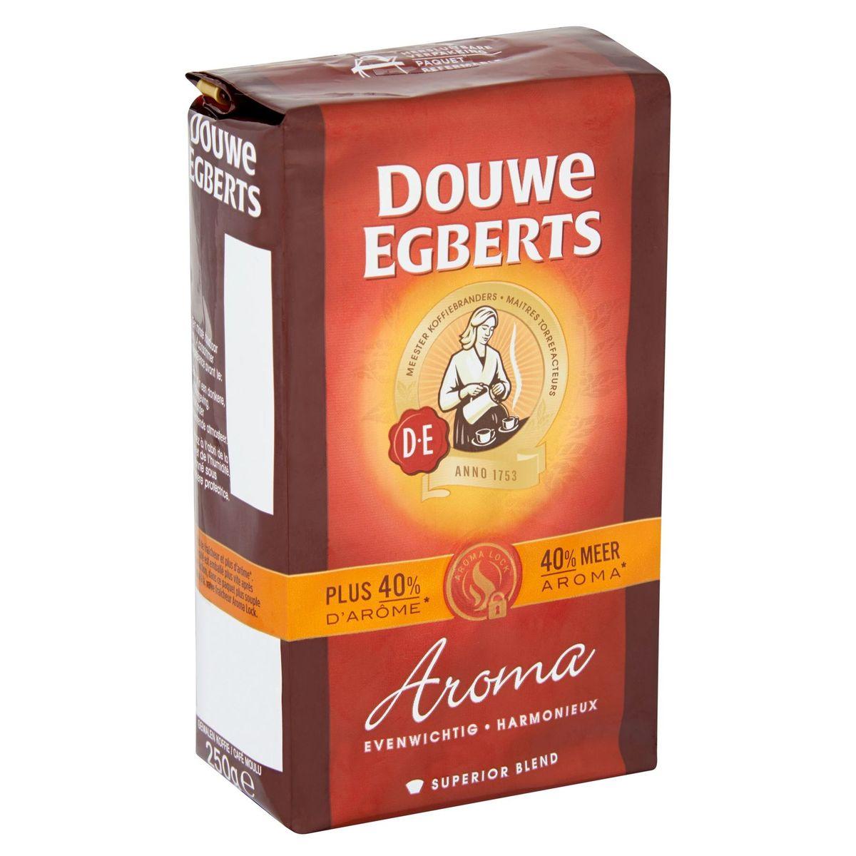 DOUWE EGBERTS Café Moulu Aroma 250 g