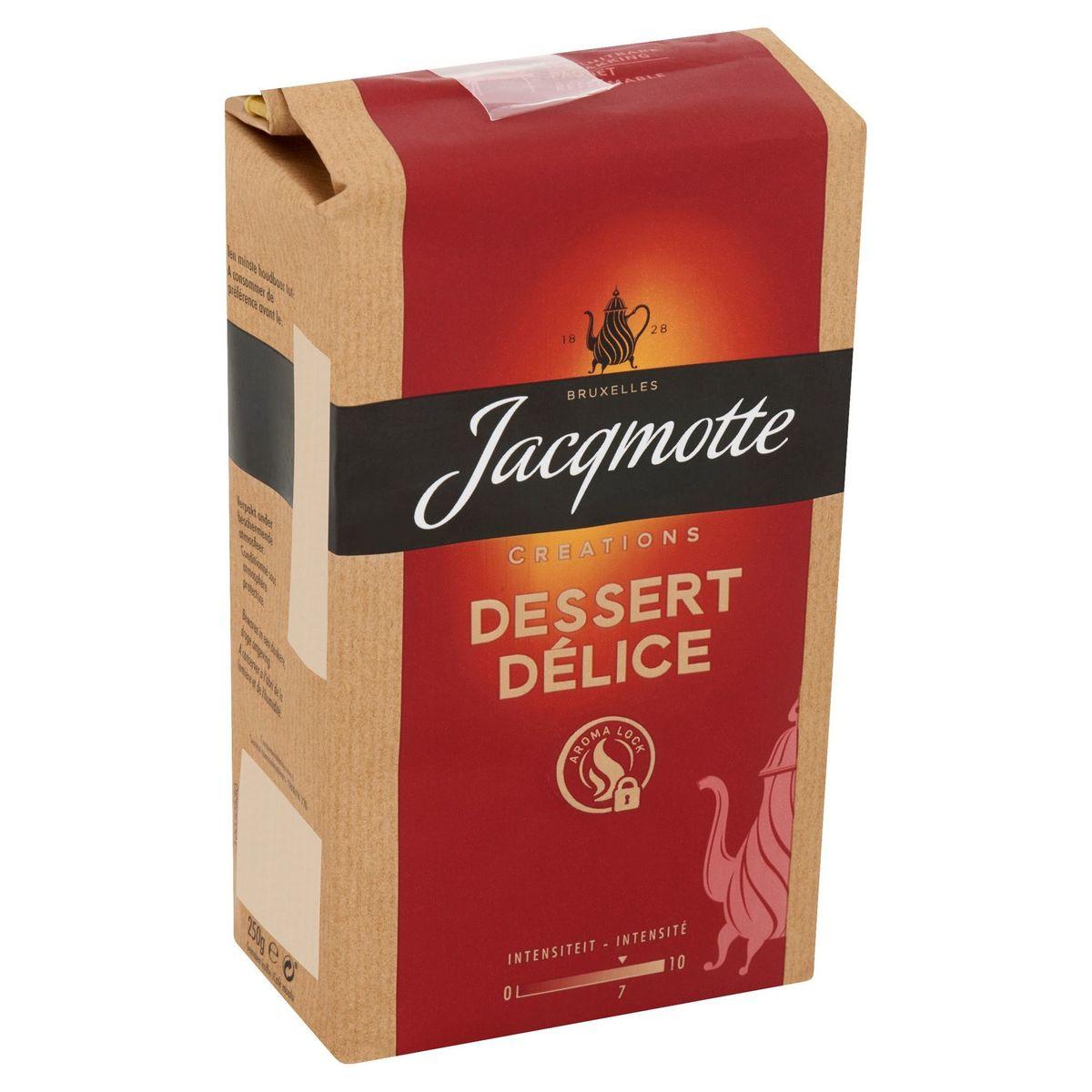 Jacqmotte Café Moulu Dessert Delice 250g