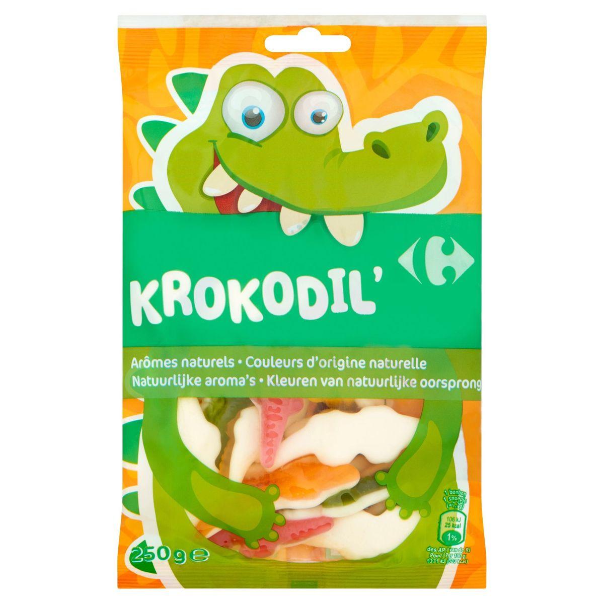 Carrefour Krokodil 250 g