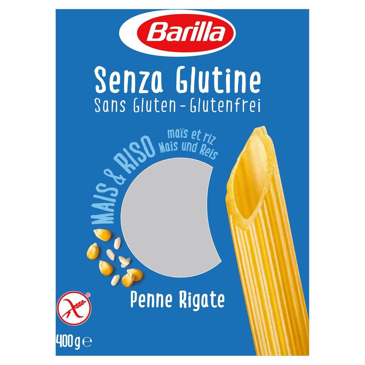 Barilla Penne Rigate Sans Gluten 400 g