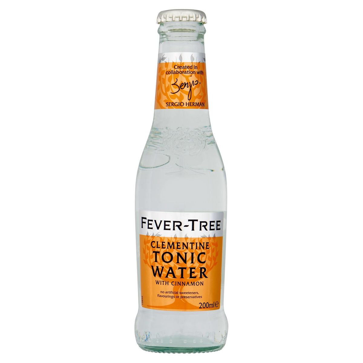 Fever-Tree Clementine & Cinnamon Tonic 20 cl