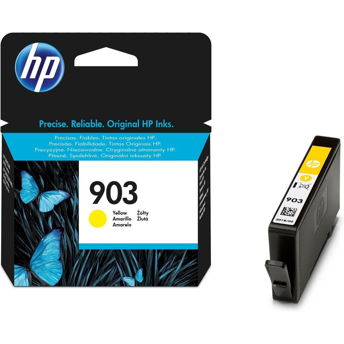 HP - Inktcartridge 903 - Geel