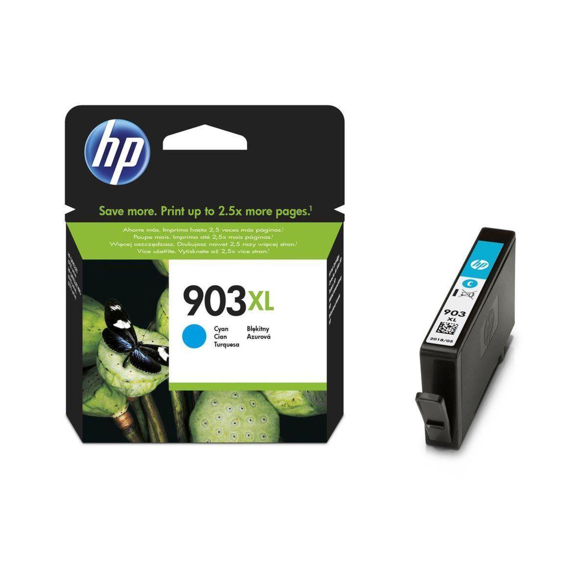 HP - Inktcartridge 903XL - Cyaan