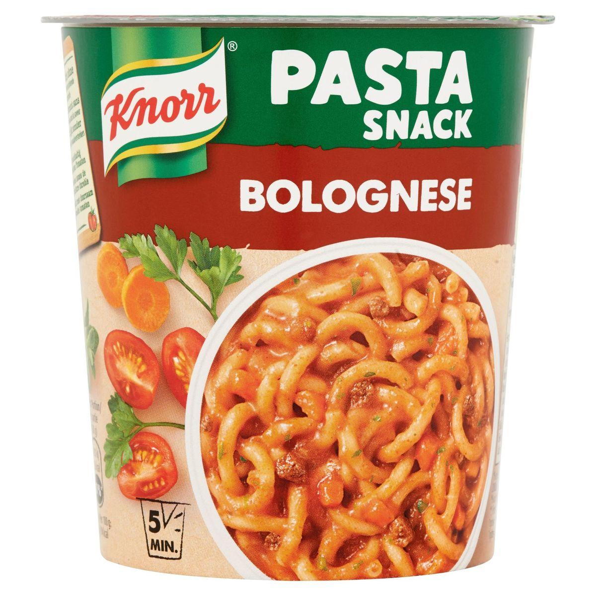 Knorr Instant Snack Pasta Bolognese 68 g