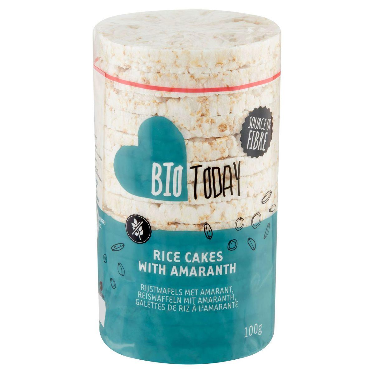 Bio Today Galettes de Riz à l'Amarante 100 g