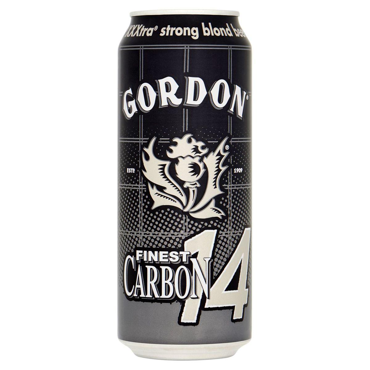 Gordon Finest Carbon 14 Canette 50 cl