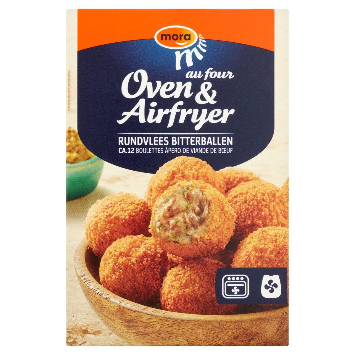 Mora au Four & Airfryer Boulettes Apéro de Viande de Bœuf 300 g