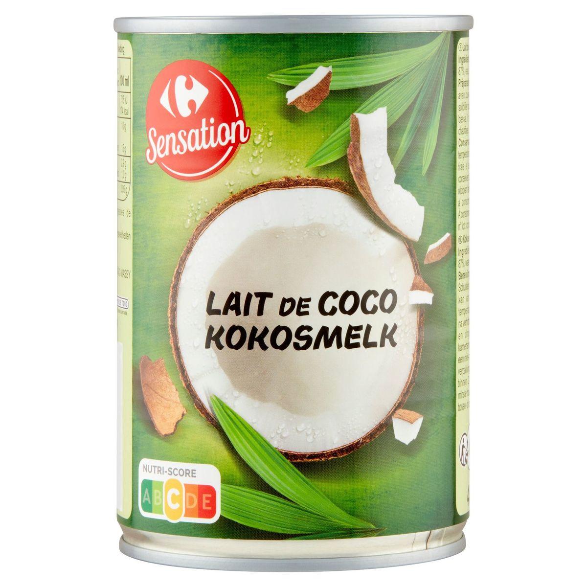 Carrefour Kokosmelk 400 ml