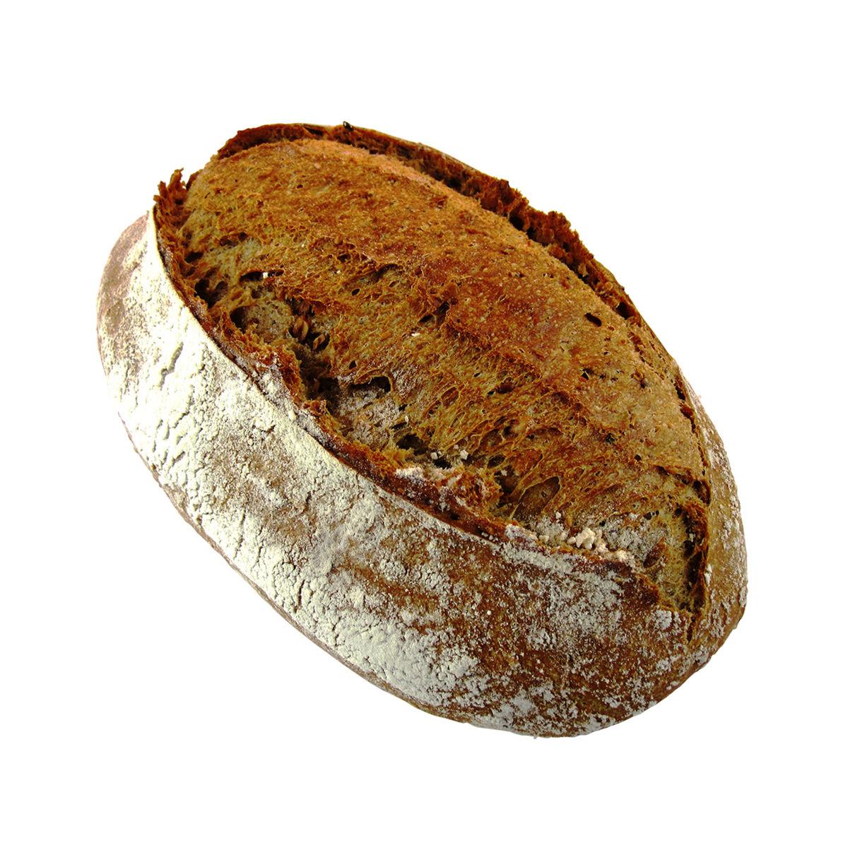Carrefour Bio Meergranenbrood 450 g