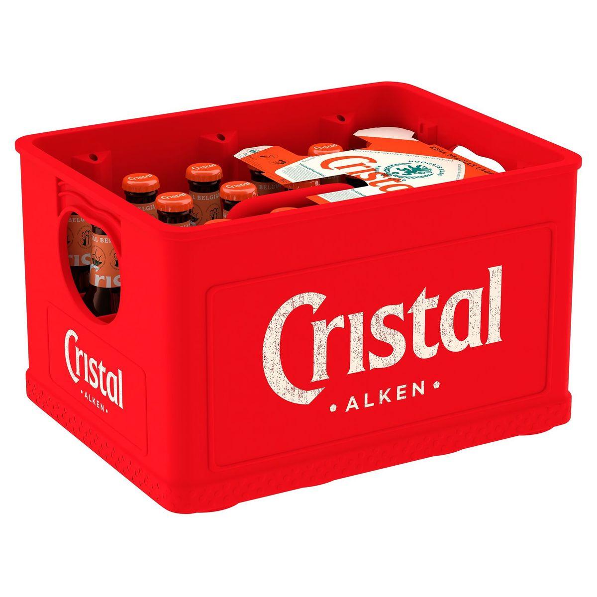 Crista Blond bier Pils 5%ALC 24x25cl bak