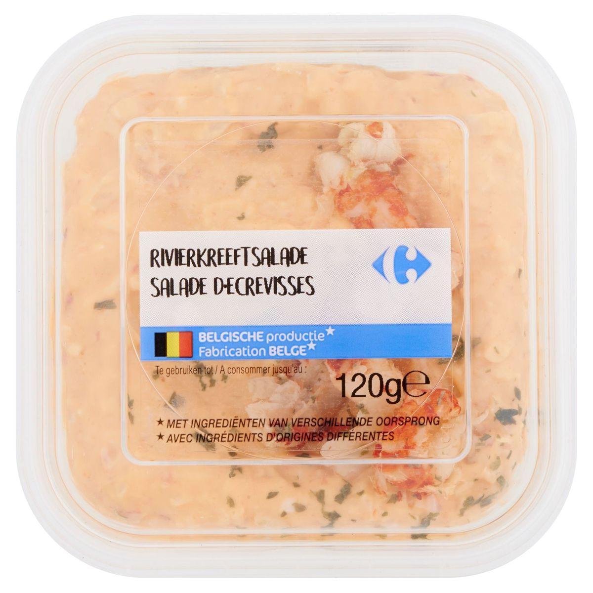 Carrefour Salade d'Écrevisses 120 g