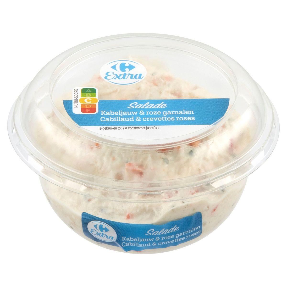 Carrefour Salade Mer du Nord 120 g