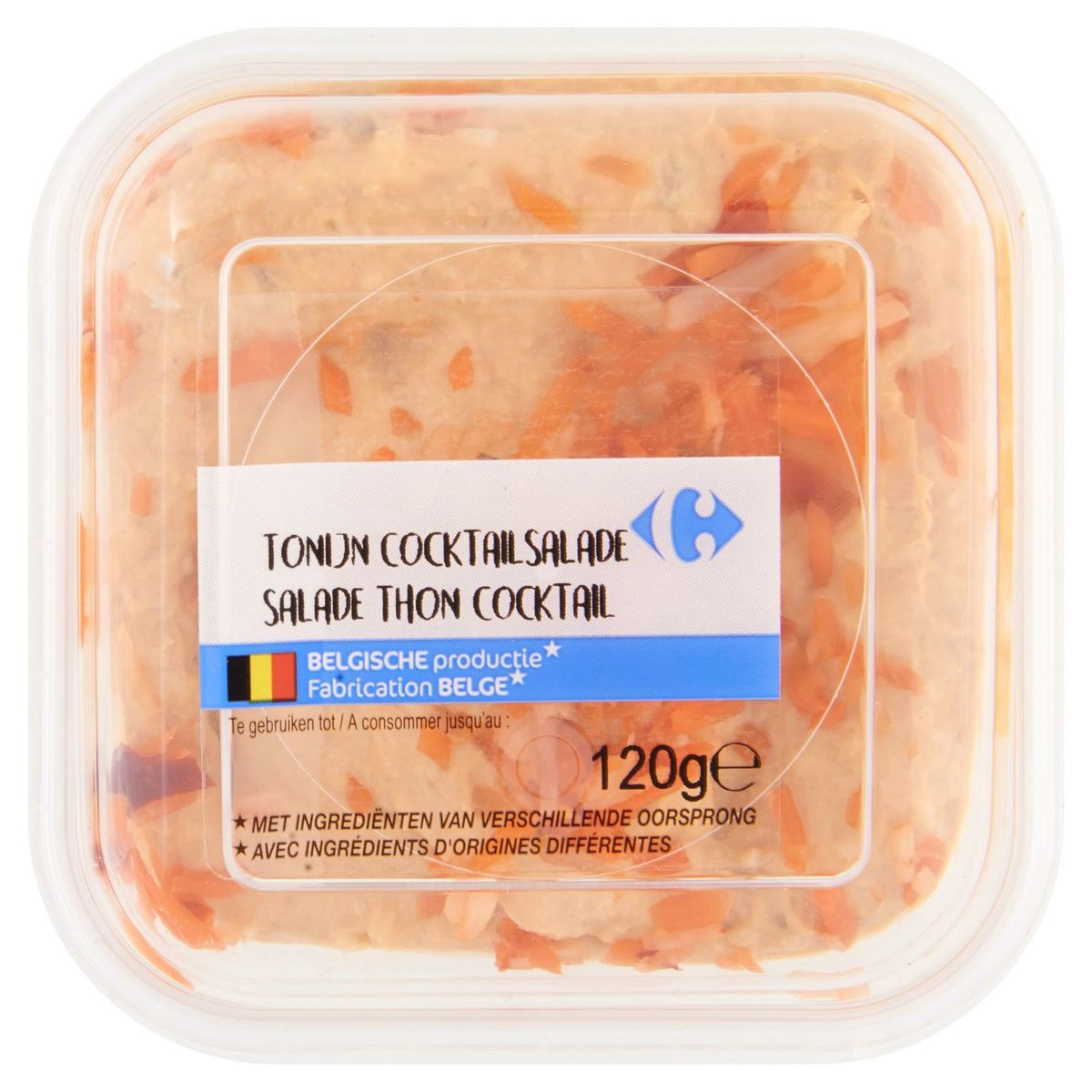 Carrefour Salade Thon Cocktail 120 g