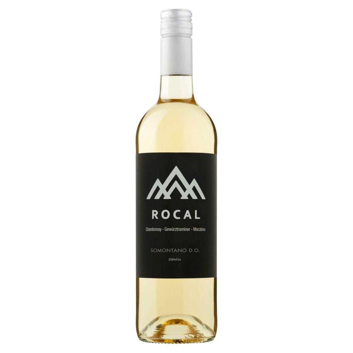 Rocal Chardonnay Gewúrztraminer Macabeo 750 ml