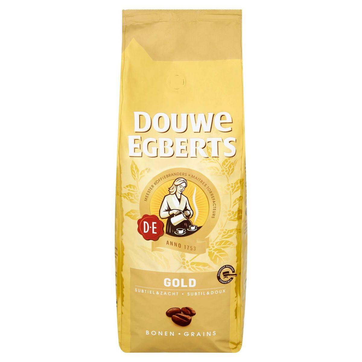 DOUWE EGBERTS Café Grains Gold 1 kg