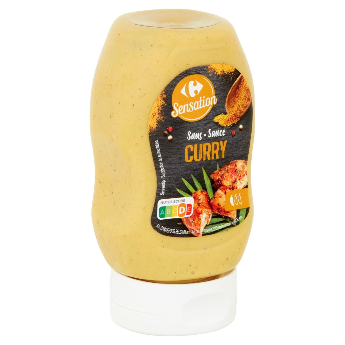 Carrefour Sensation Saus Curry 300 ml