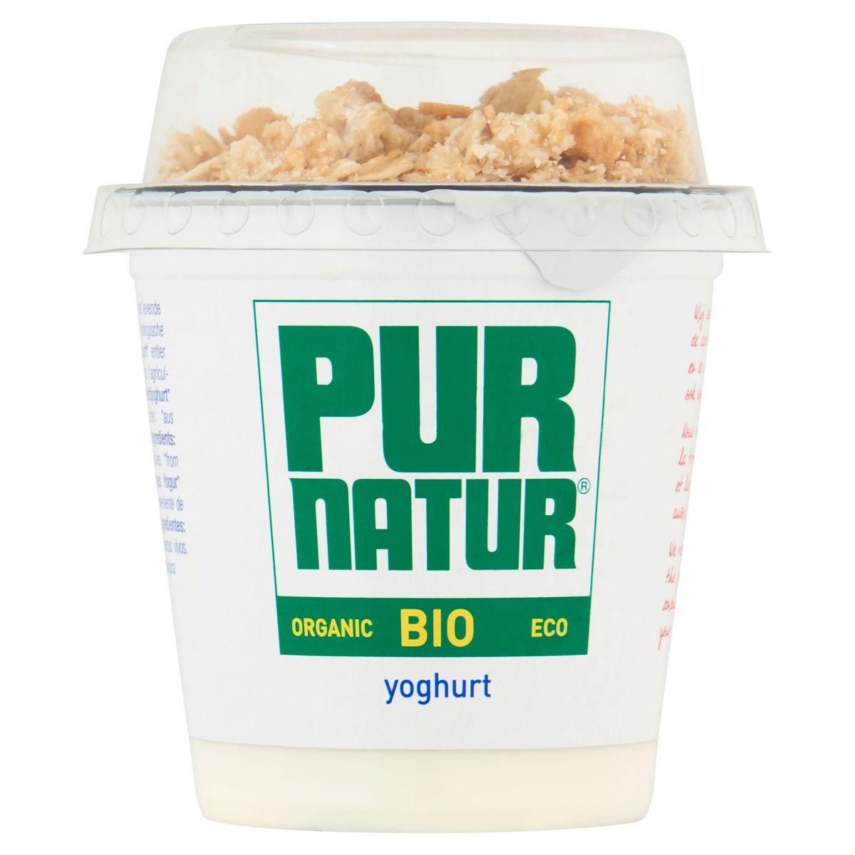 Pur Natur Bio Yoghurt Muesli 160 g