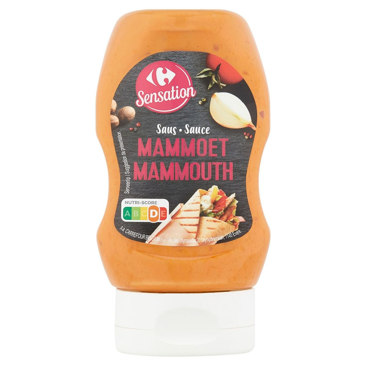 Carrefour Sensation Sauce Mammouth 300 ml