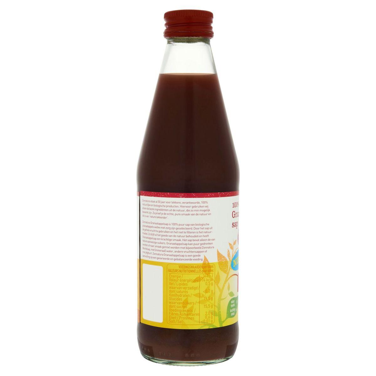 Zonnatura Bio Jus de Grenade 330 ml