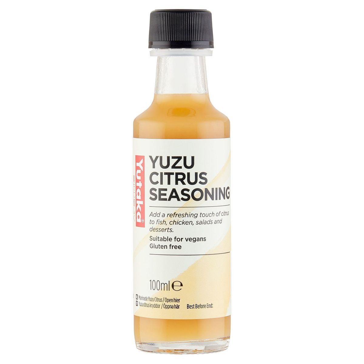 Yutaka Marinade Yuzu Citrus 100 ml