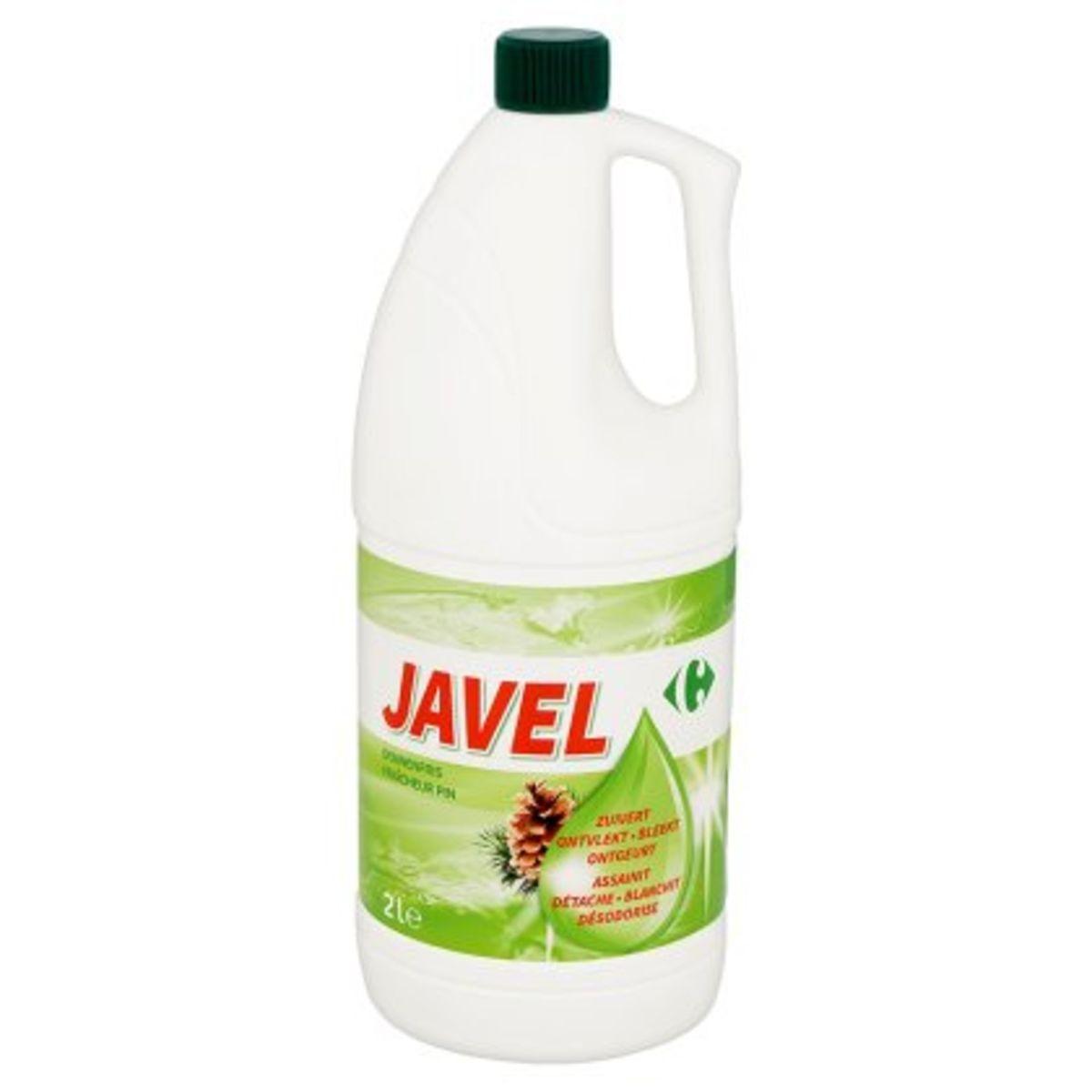 Carrefour Javel Dennenfris 2 L