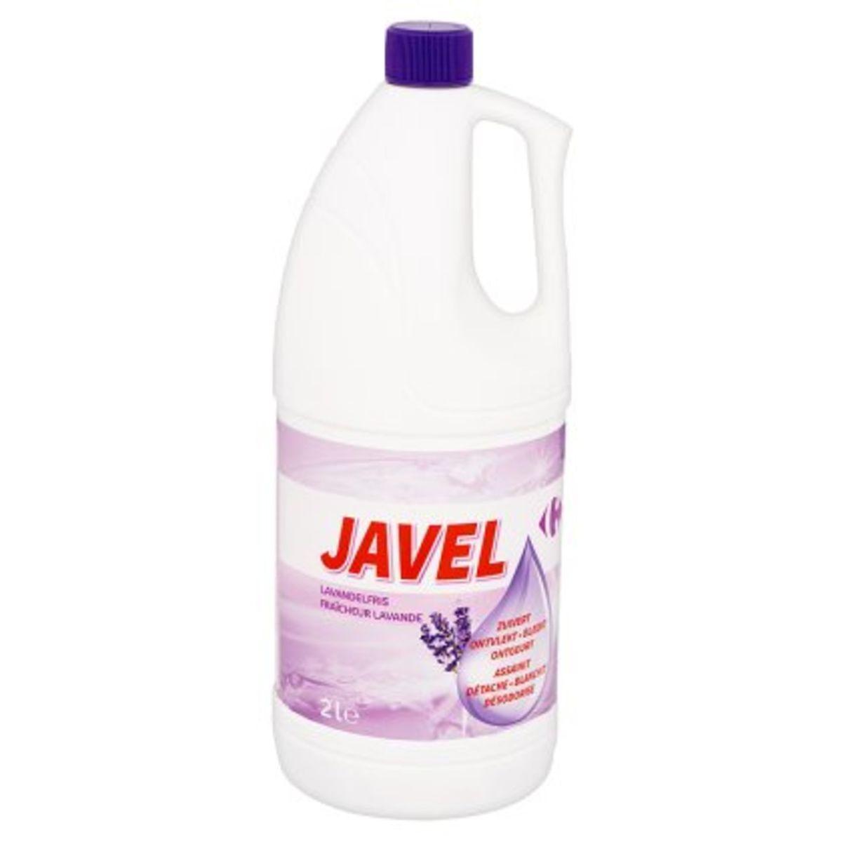 Carrefour Javel Lavandelfris 2 L