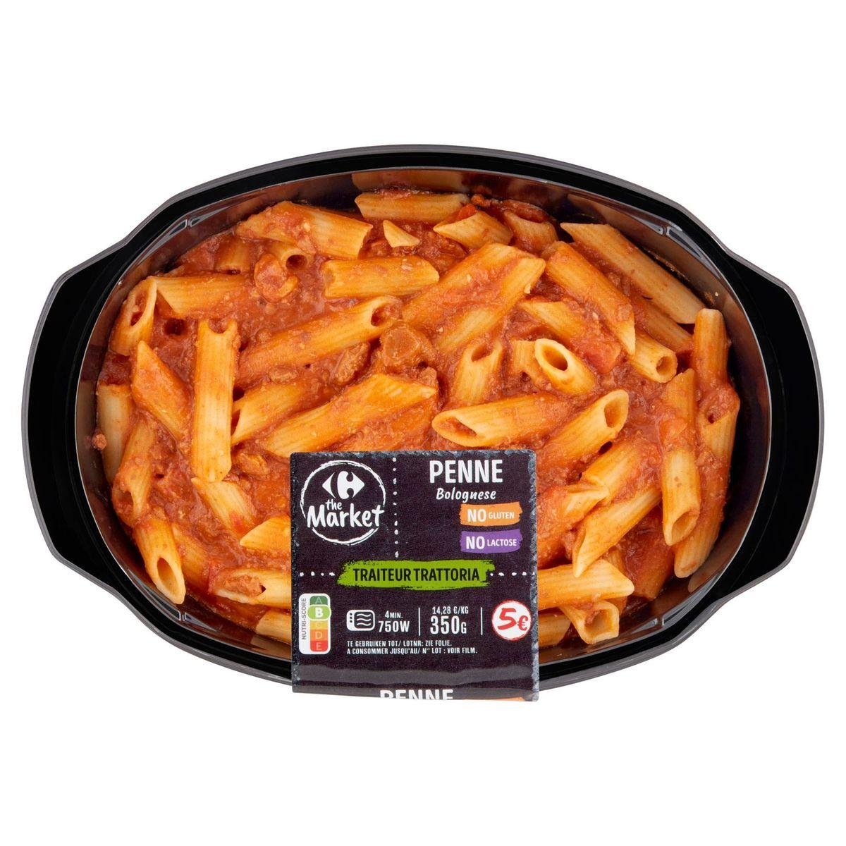 Carrefour Traiteur Trattoria Penne Bolognese 350 g