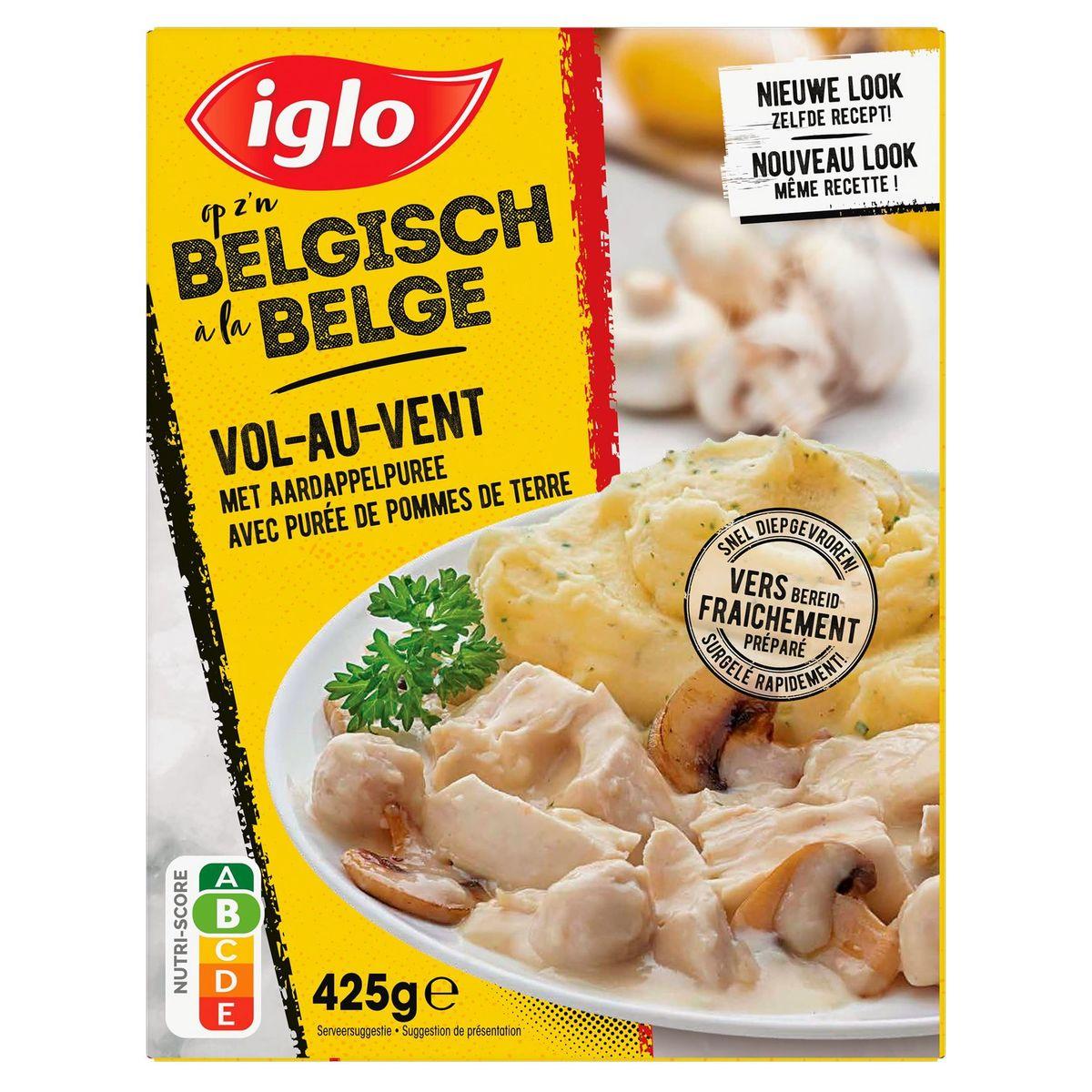 Iglo Vol-au-Vent 425 g