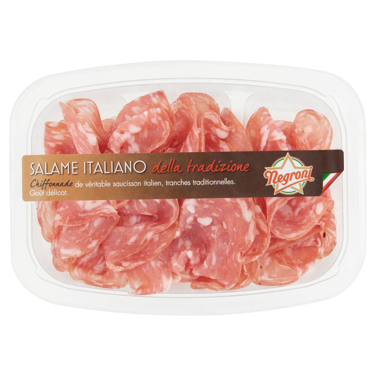 Negroni Salame Italiano della Tradizione 50 g