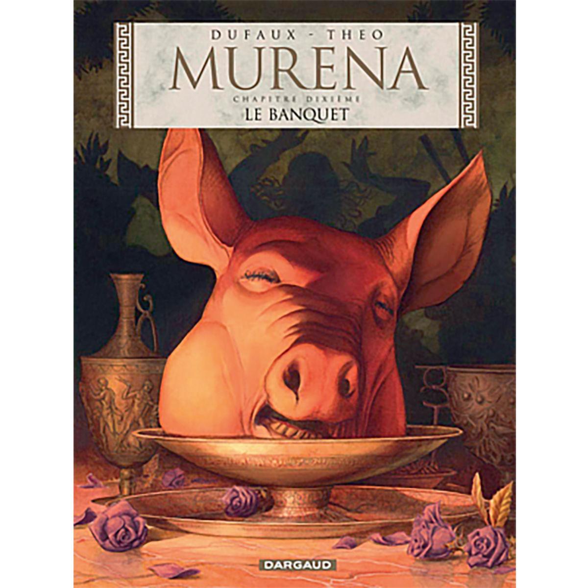 Murena - Le banquet - 10 (FR)