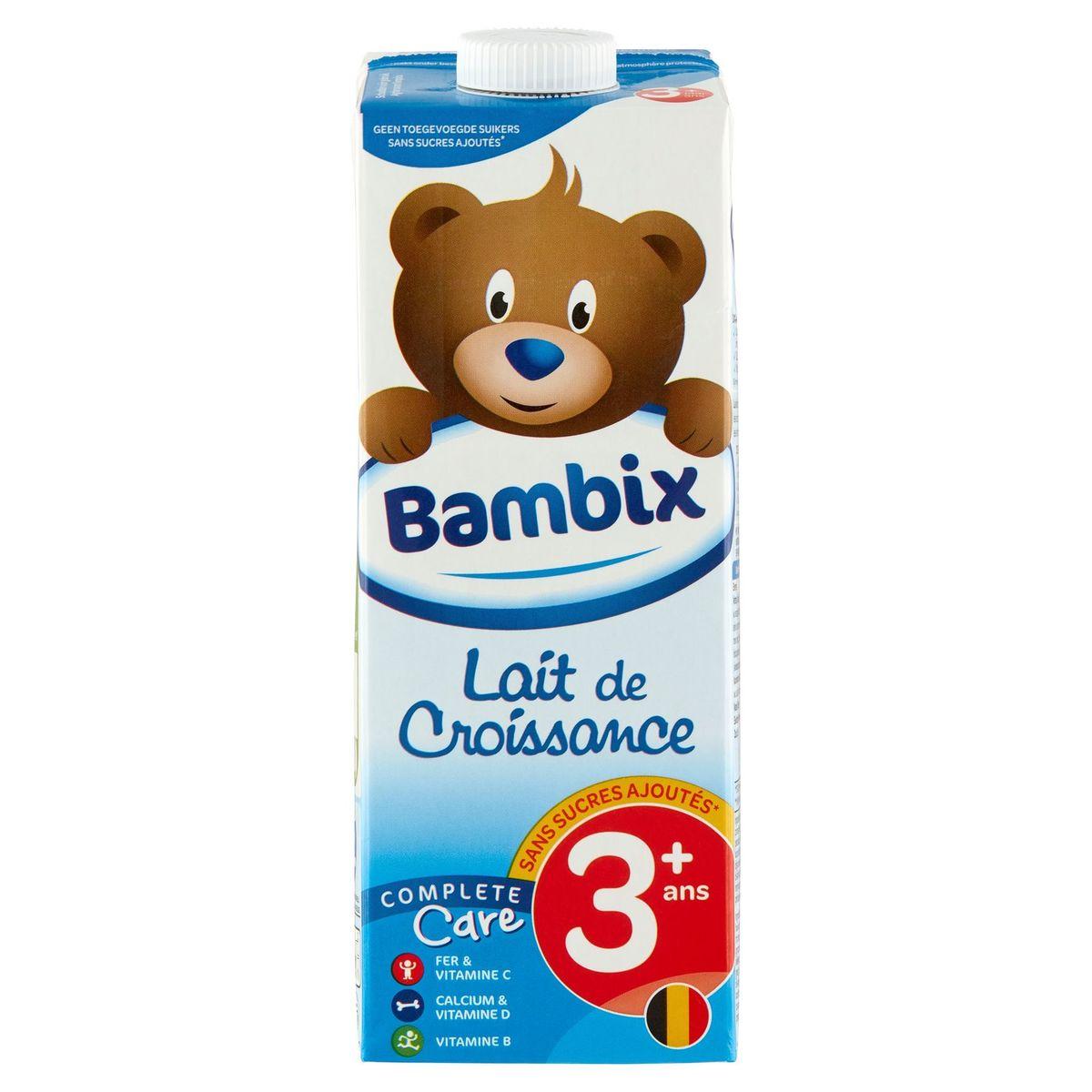Bambix Groeimelk 3+ Jaar 1 L