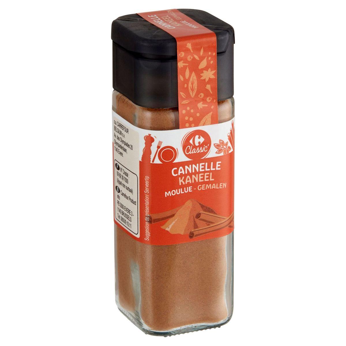Carrefour Kaneel Gemalen 35 g
