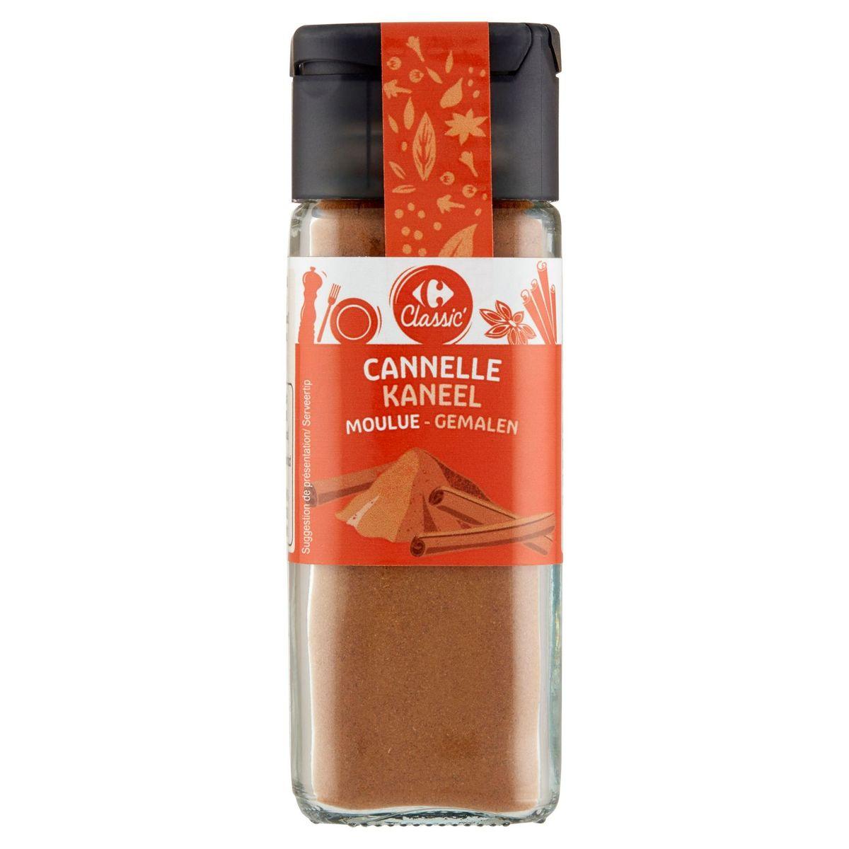 Carrefour Cannelle Moulue 35 g