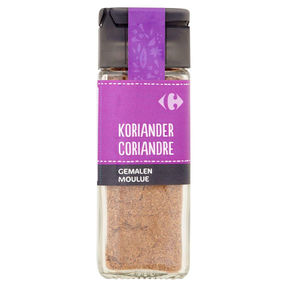 Carrefour Coriandre Moulue 25 g