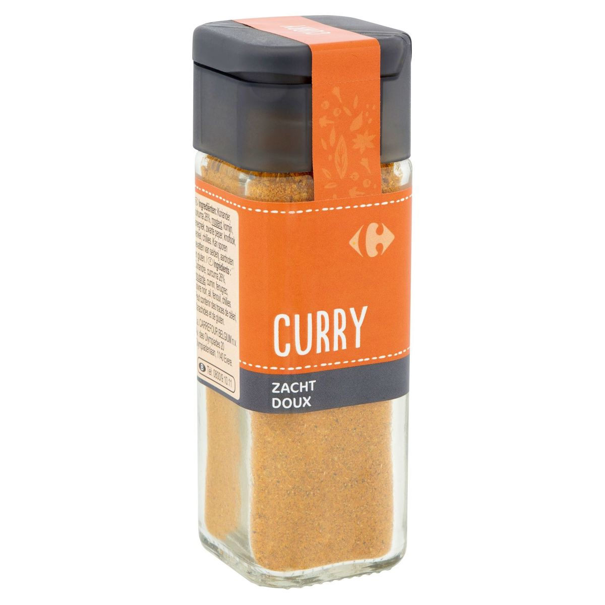 Carrefour Curry Doux 40 g