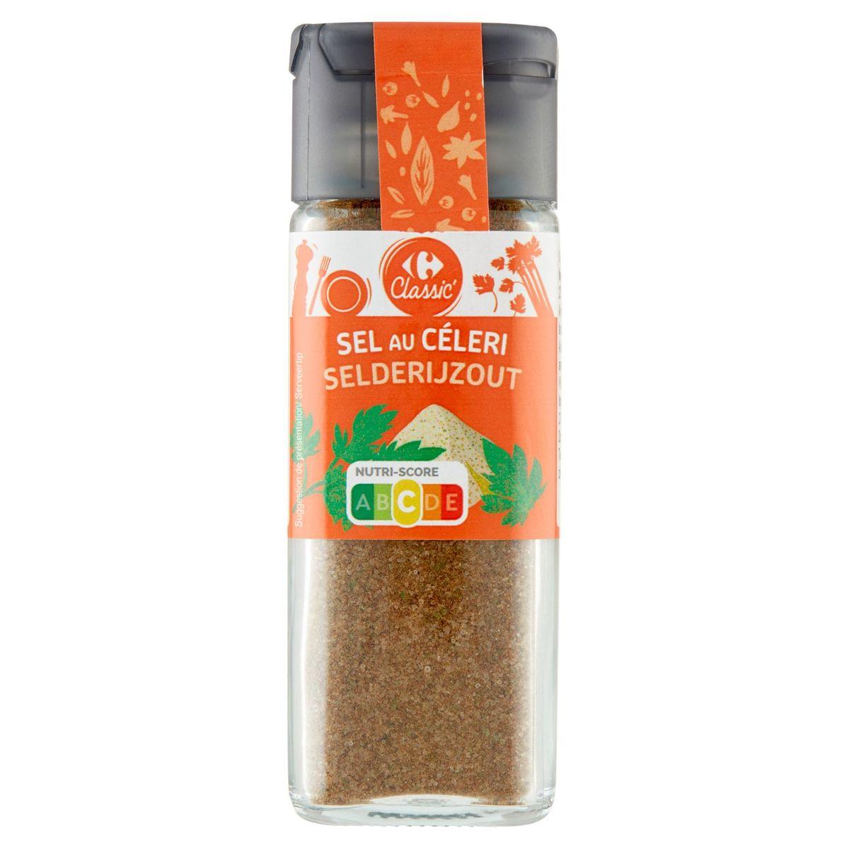 Carrefour Selderijzout 72 g