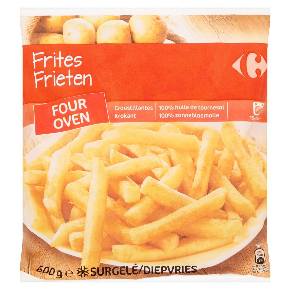 Carrefour Frieten Krokant 600 g