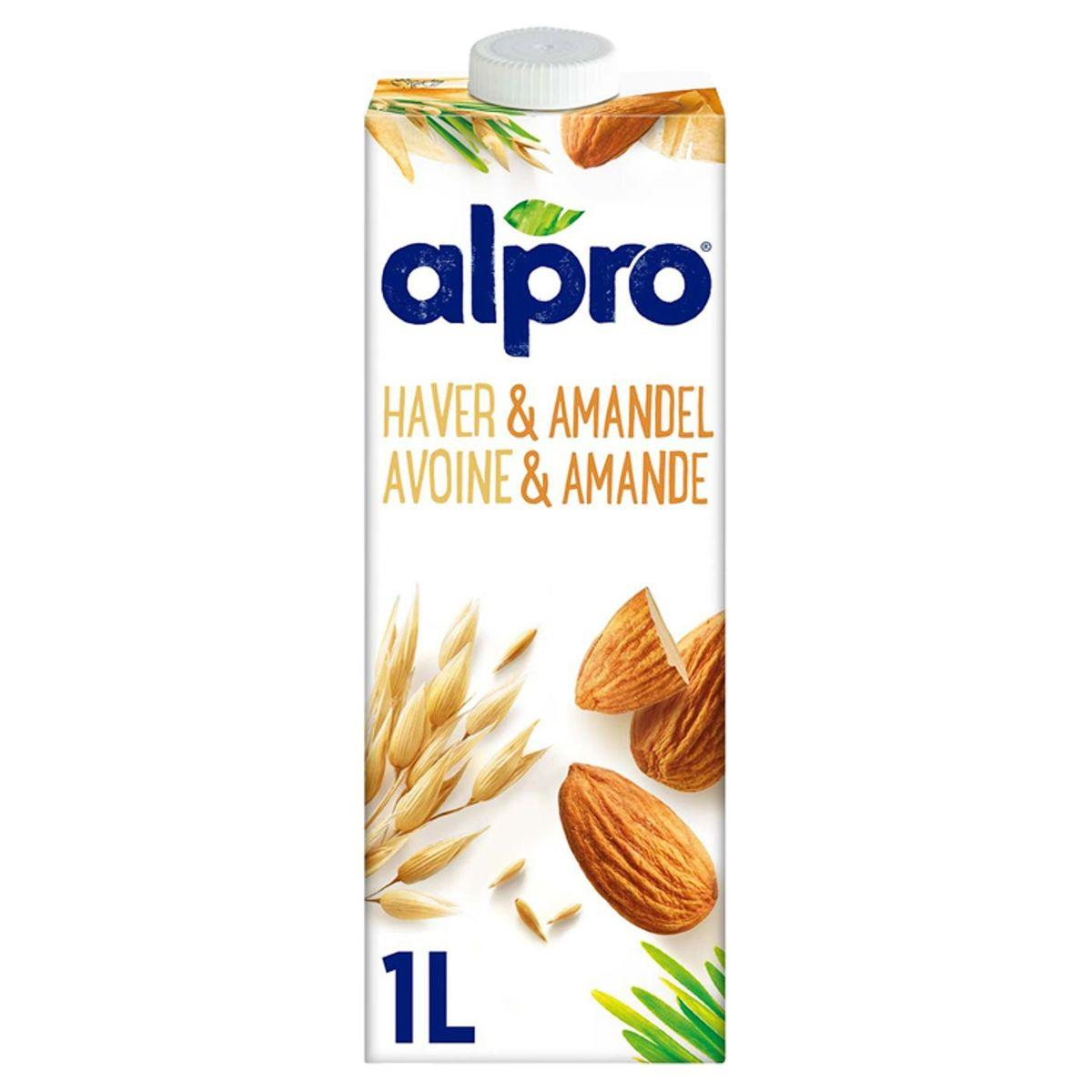 Alpro Boisson Avoine-Amande 1 L