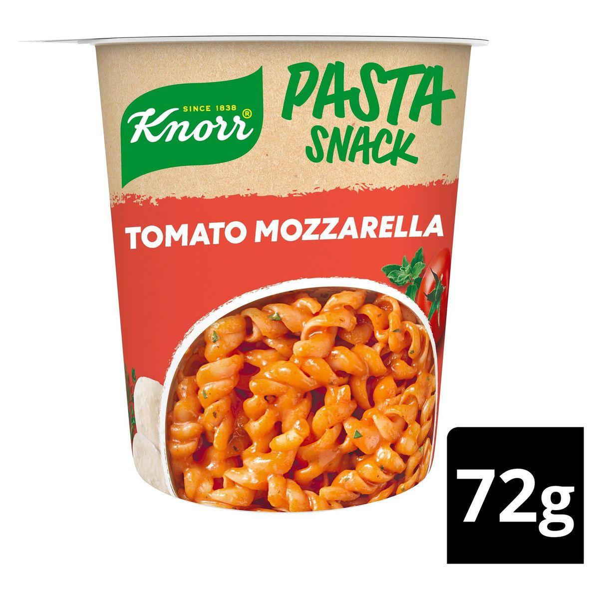 Knorr Instant Snack Pasta Tomato Mozarella 72 g